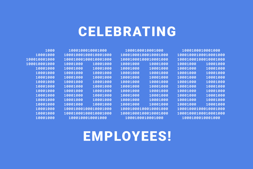 Celebrating 1,000 Employees and Looking Towards the Path Ahead