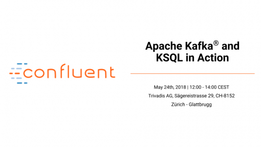 Apache Kafka ® and KSQL in Action