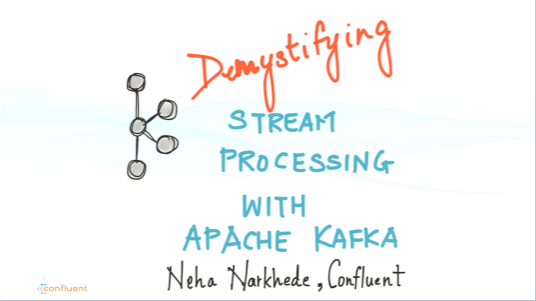 Online Talk: Demystifying Stream Processing with Apache Kafka
