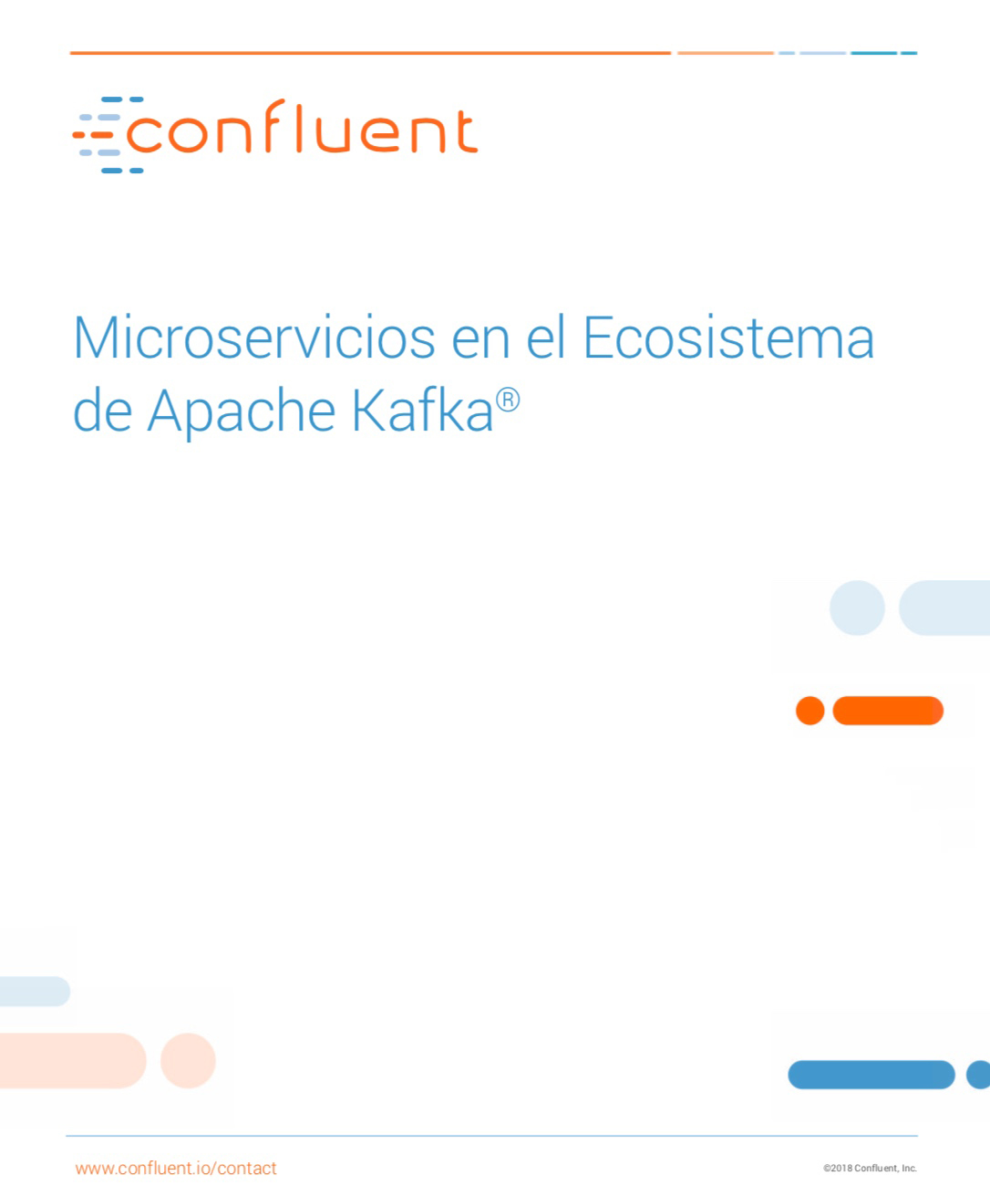 Creación de microservicios en el ecosistema Apache Kafka®