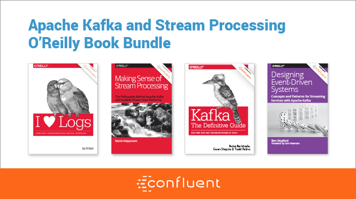 Apache Kafka and Stream Processing O'Reilly Book Bundle