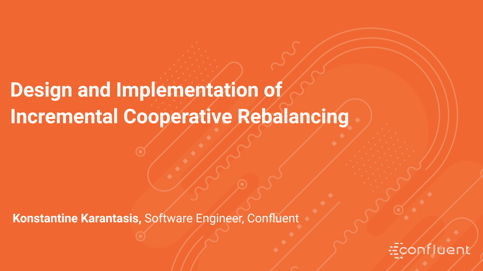 Design and Implementation of Incremental Cooperative Rebalancing