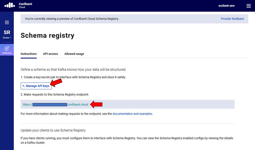 Schema Registry