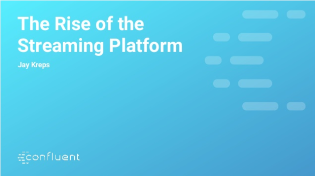 Kafka Summit NYC: The Rise of the 