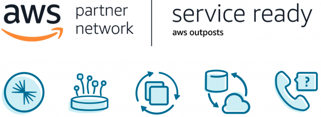 AWS partner network | service ready: AWS ooutposts