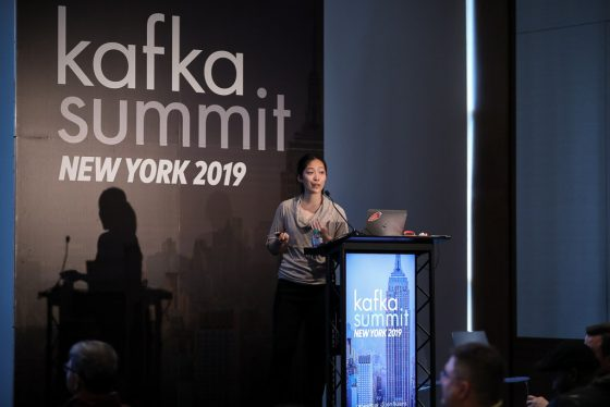 Victoria Xia at Kafka Summit New York 2019