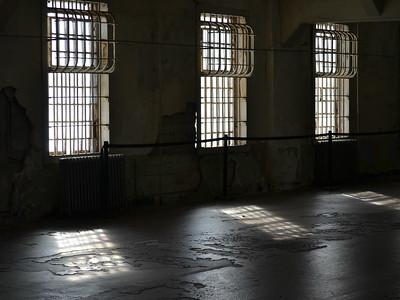 """""""Alcatraz"""" by Alexander C. Kafka"""