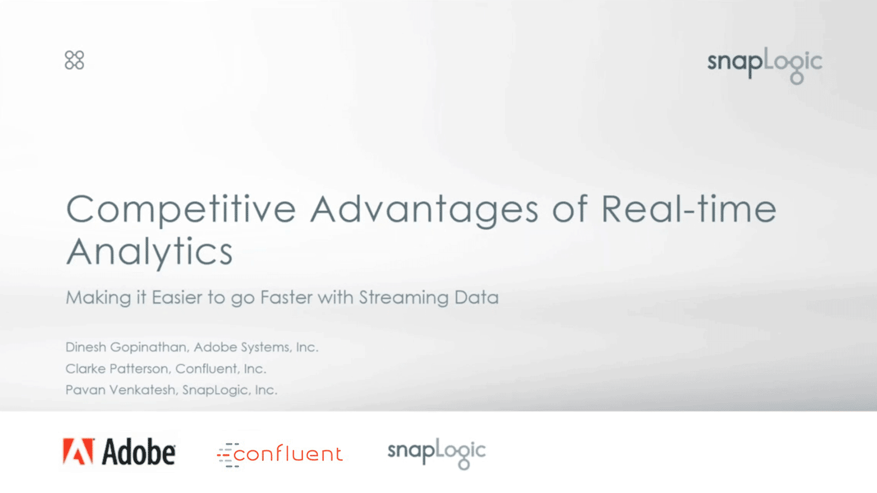 Competitive Advantages of Real-time Analytics