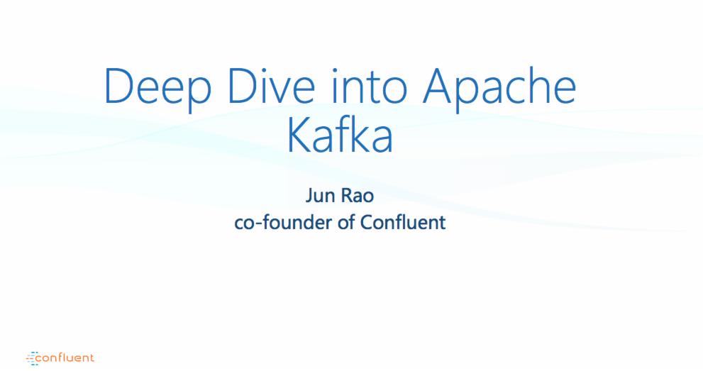 Apache Kafka: Online Talk Series