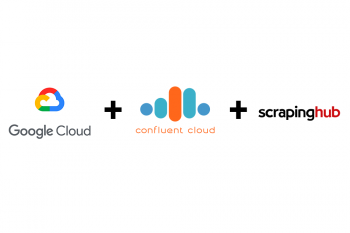 Google Cloud + Confluent Cloud + Scrapinghub