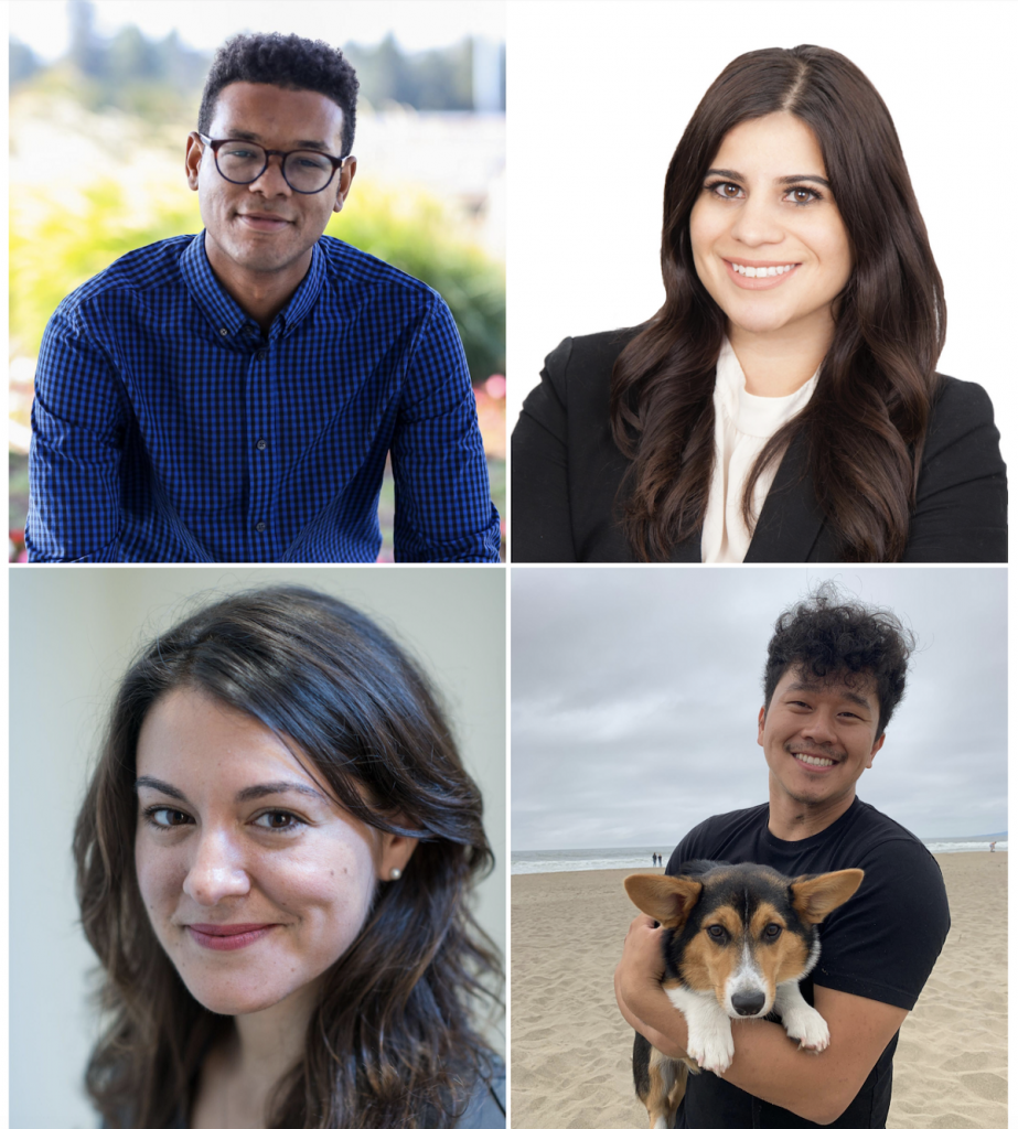 Interviewees—Christian Glason, Ashley Padilla, Alaric Qin, and Lizzie Borges