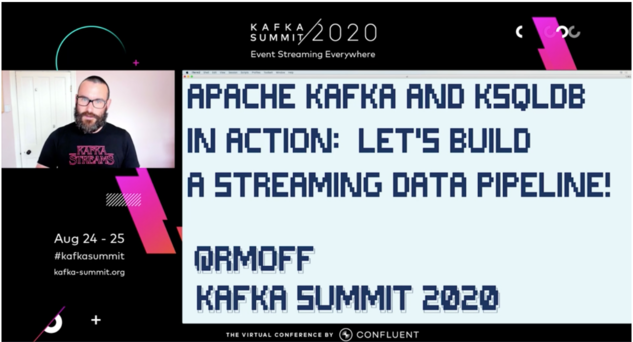 Apache Kafka and ksqlDB in action: Let's build a streaming data pipeline