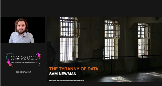 The tyranny of data with Sam Newman