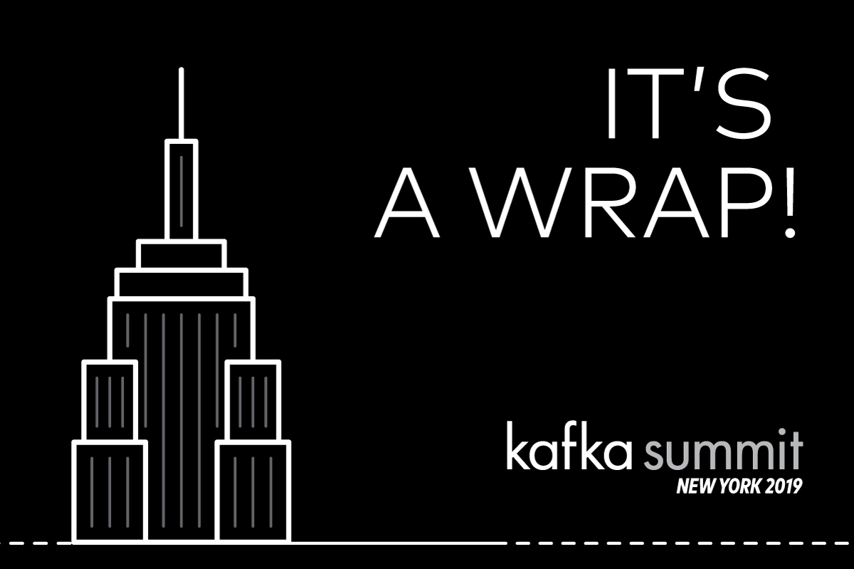 Vidéos de la session Kafka Summit New York 2019