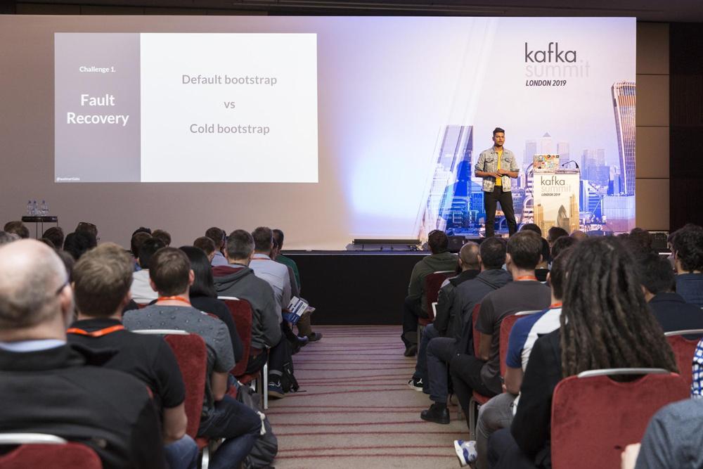 Speaker at Kafka Summit London 2019