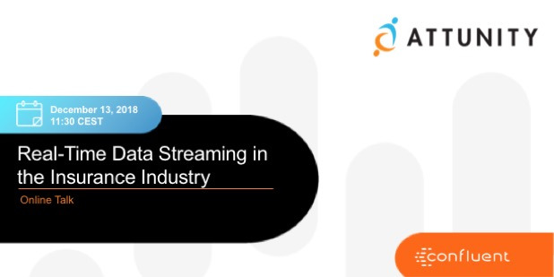 Under 10 seconds from source to target – Real-Time Data Streaming in the Insurance Industry
