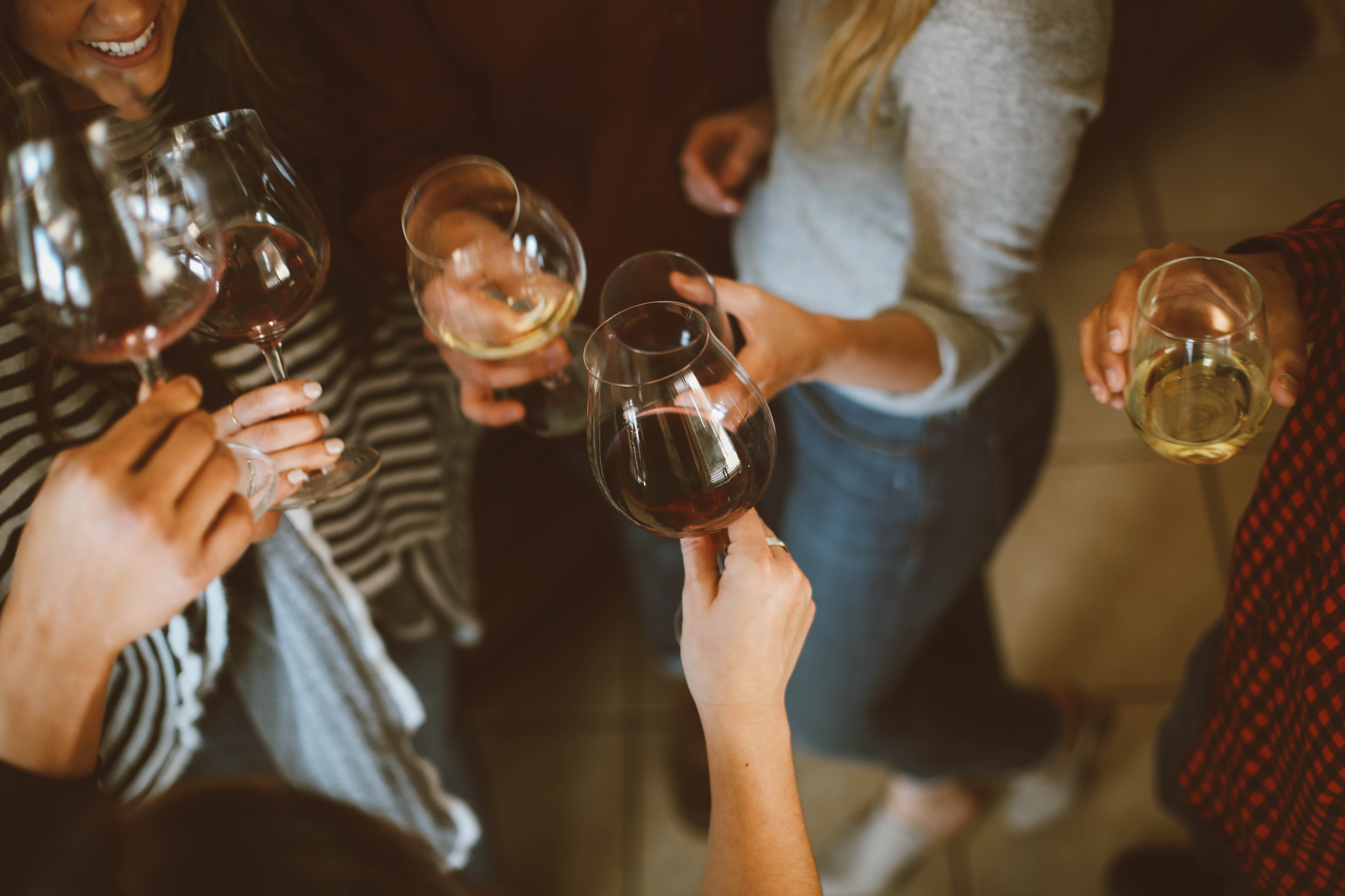 Wine Down with Confluent at Google Cloud Next 2019